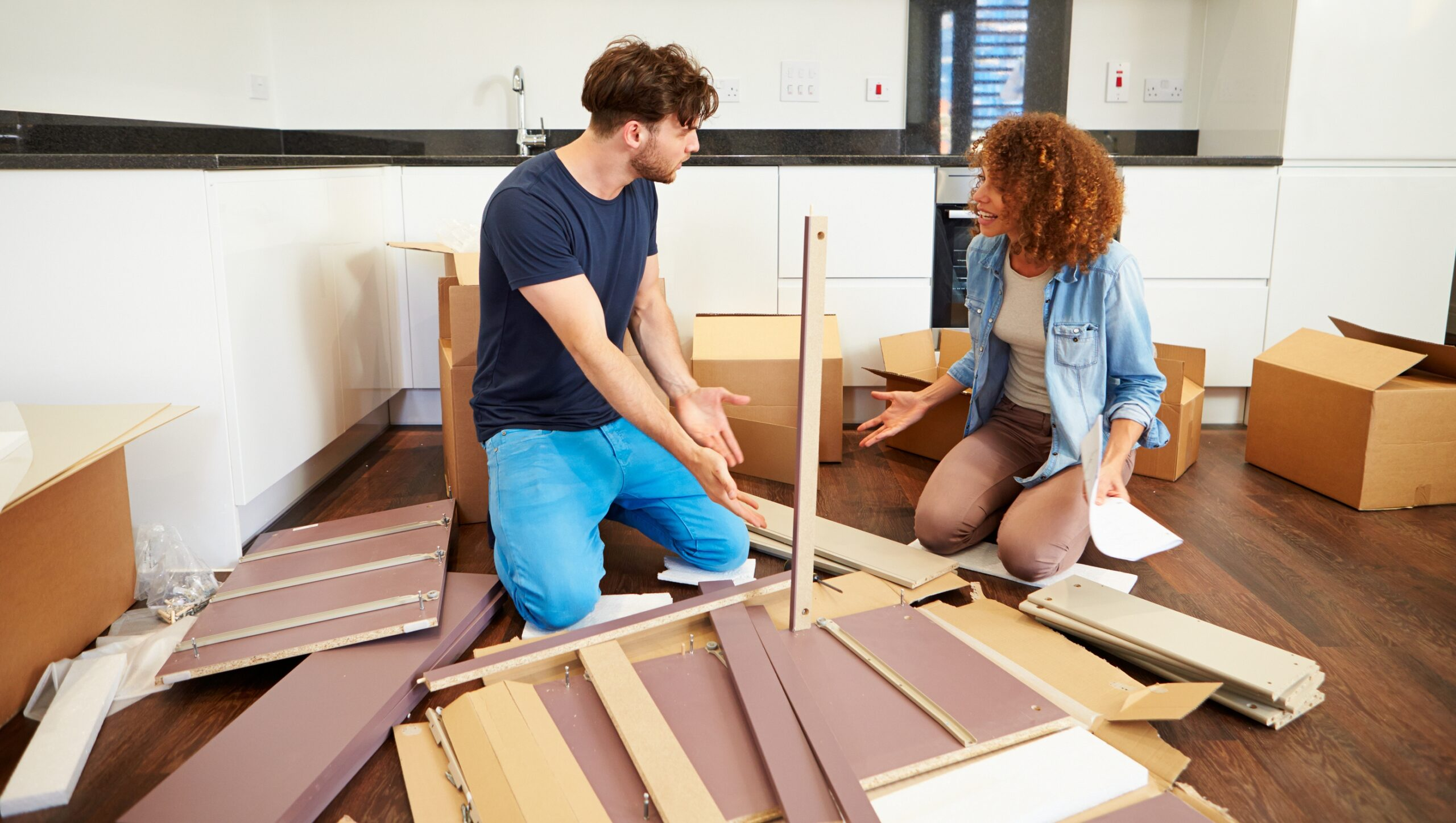 Грузоперевозка мебели со сборкой