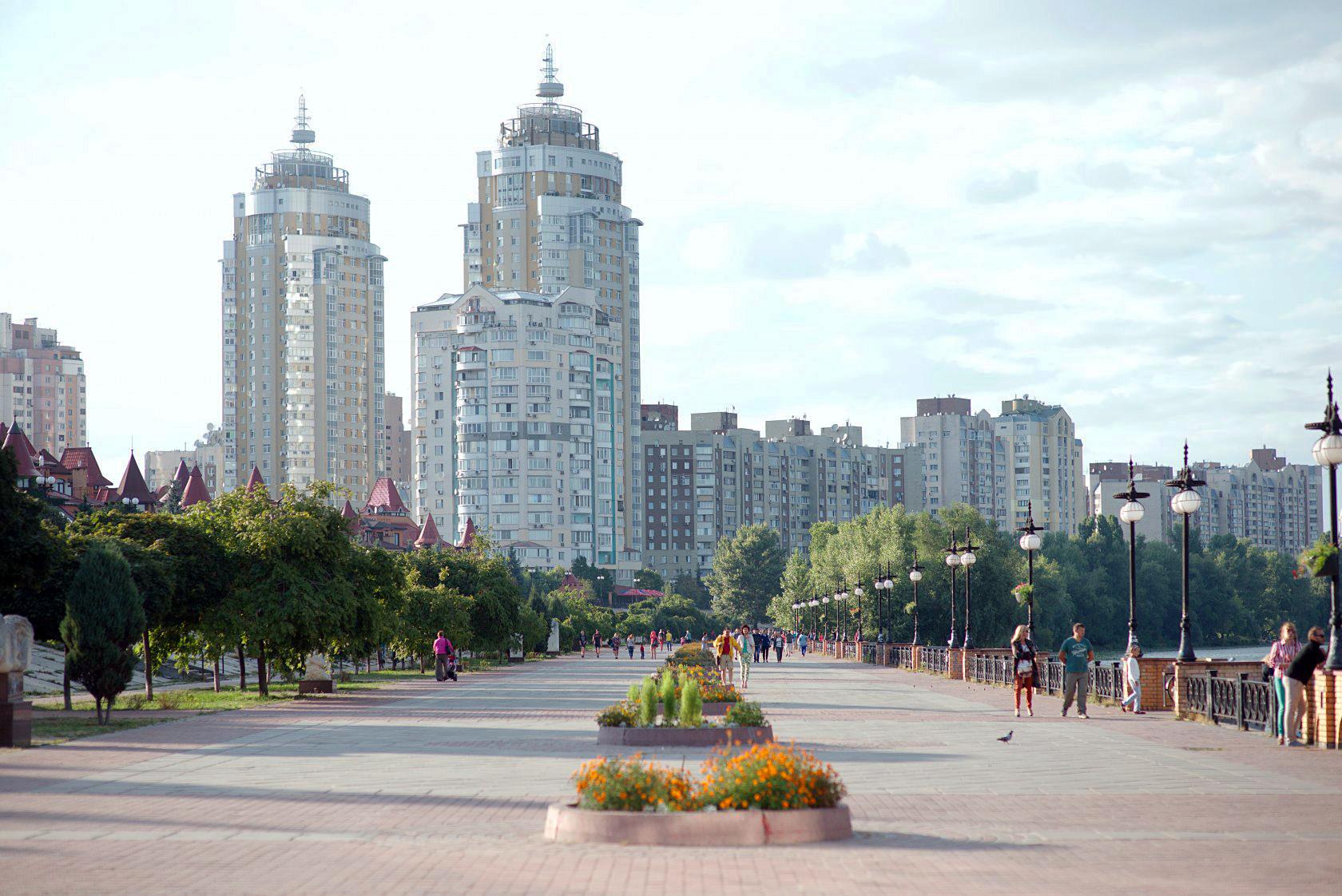 Грузоперевозки в Киеве на Оболони