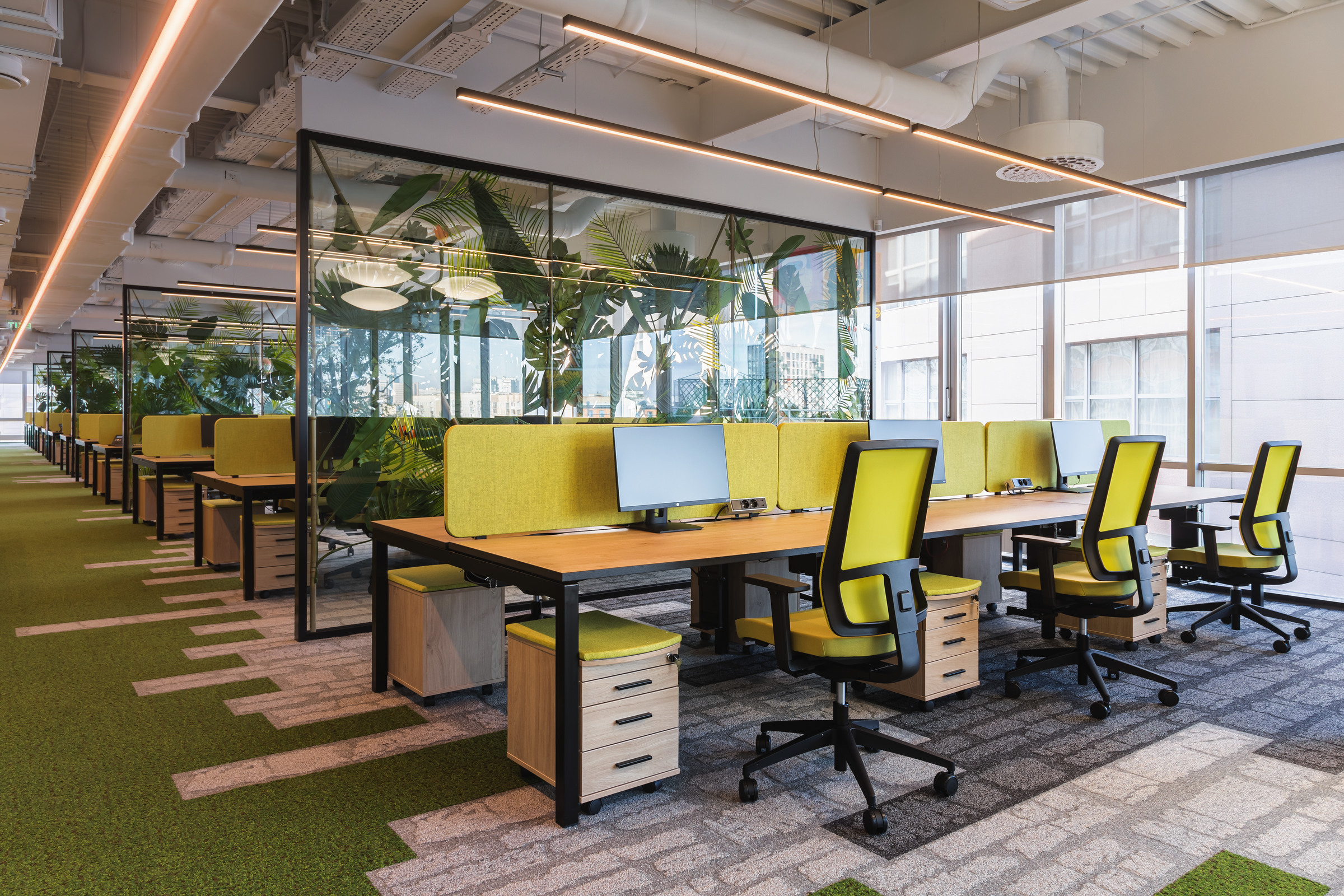 Как должен проходить процесс переезда офиса?