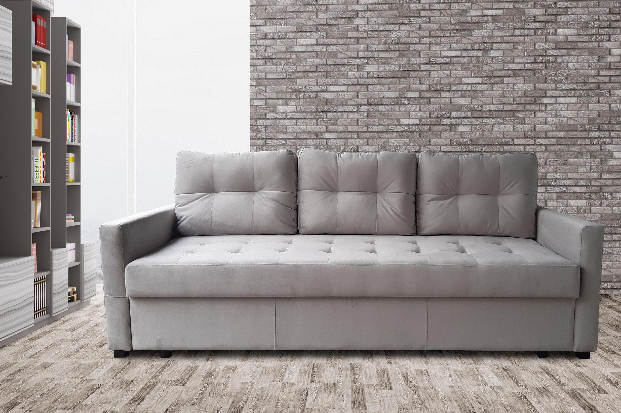 Как упаковать диван для перевозки