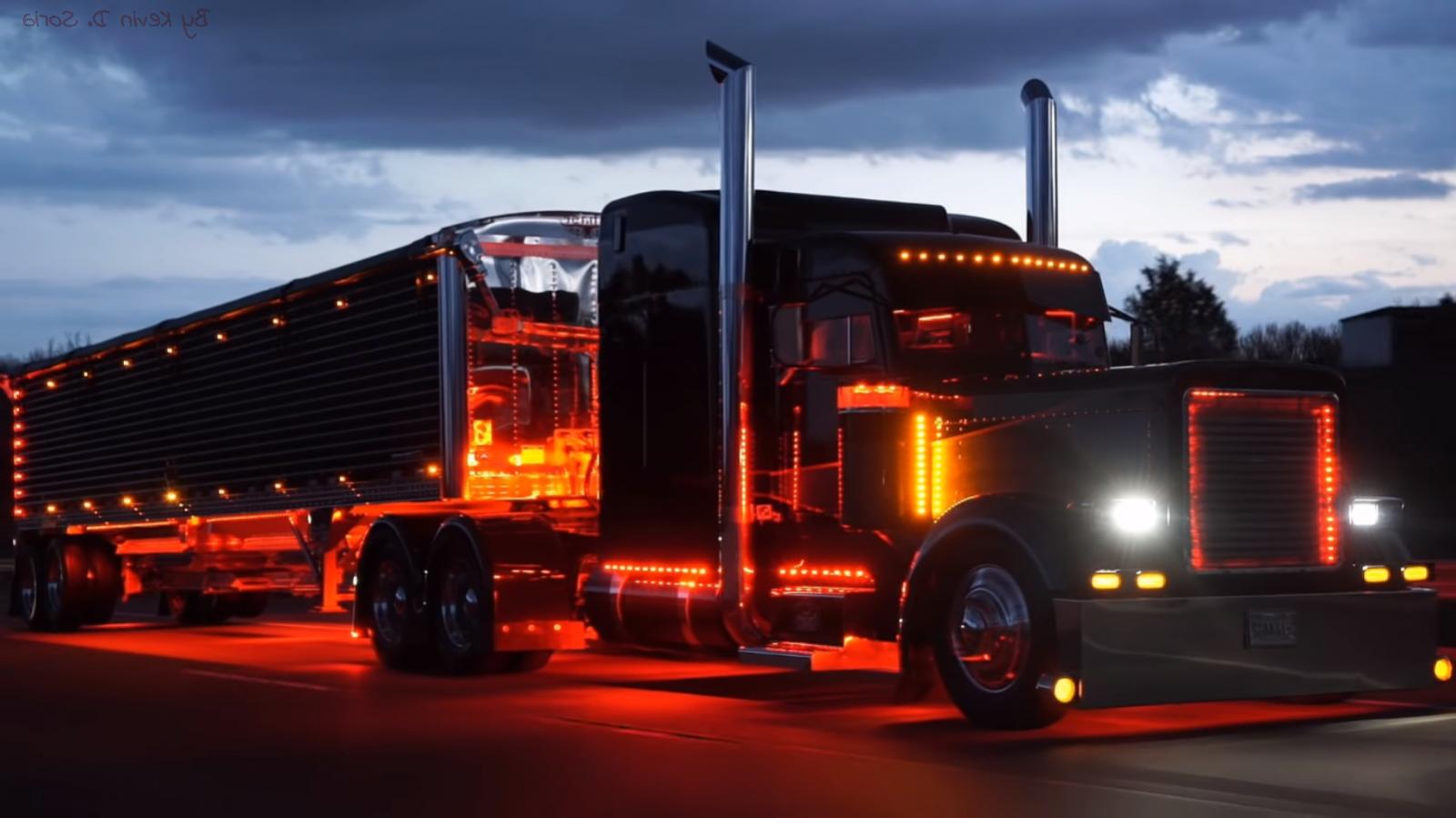 Сколько тонн в грузовой машине?