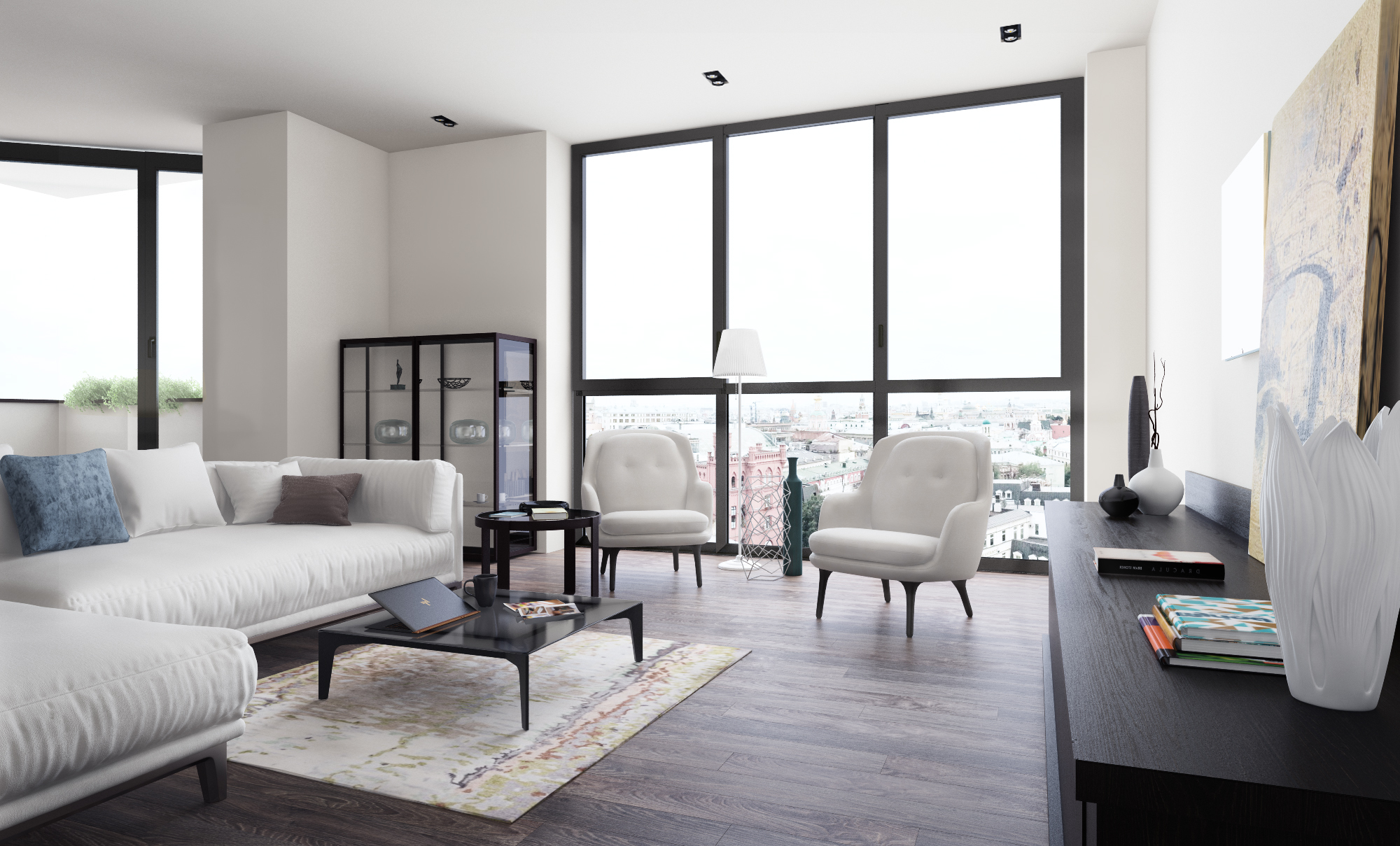 Как сделать комнату более светлой?