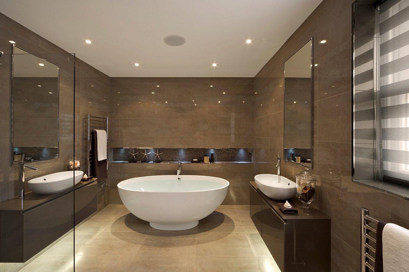 Особенности генеральной уборки в ванной комнате