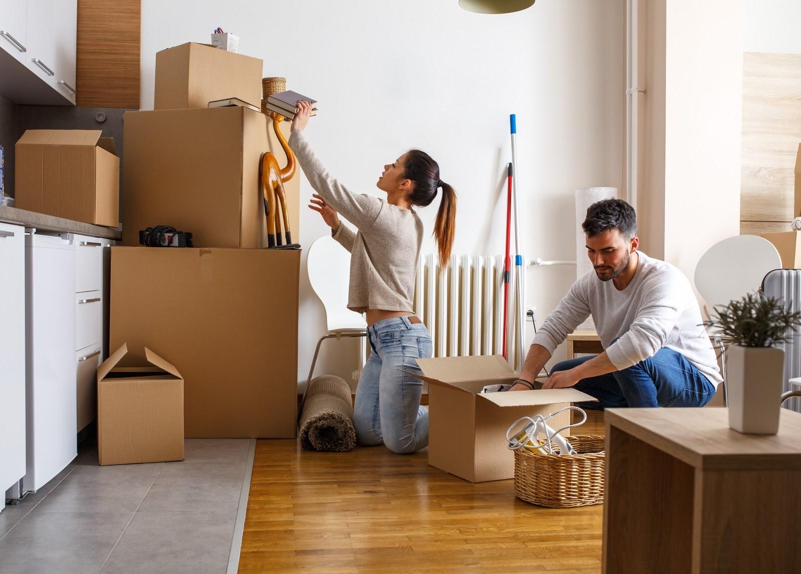 Типовые ошибки при переезде