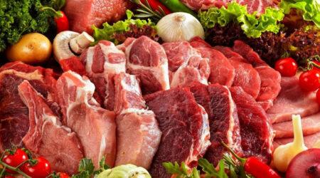 Как довезти замороженное мясо?